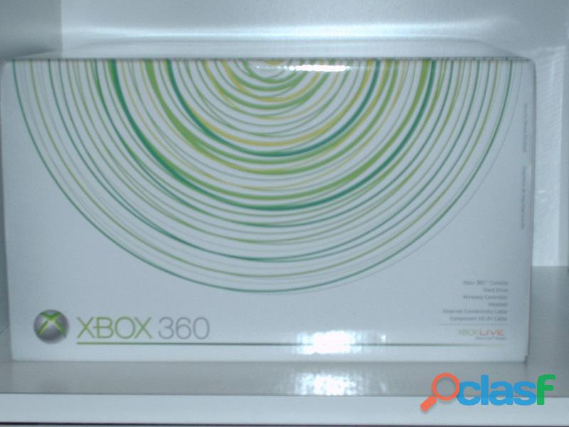 Xbox 360 premium 20 gb   con 30 días garantía
