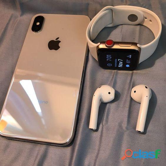 Vender apple iphone xs max descuento + apple watch gratis