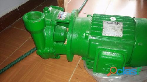 Vendo bomba de agua Trifasica de 5 hp