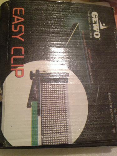 Malla tenis de mesa