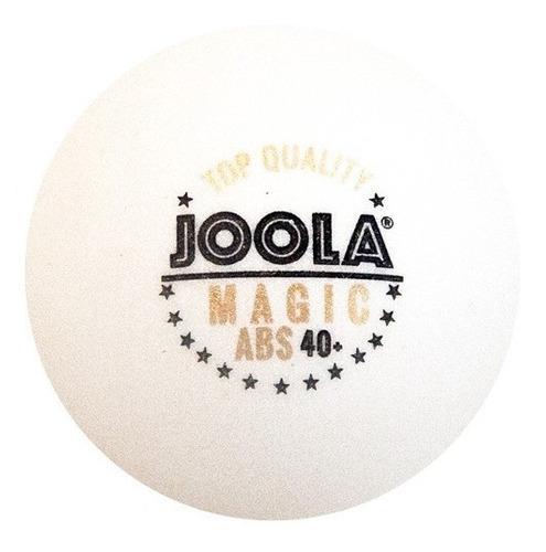 Pelota tenis de mesa joola magic (venta minima 10 unidades)
