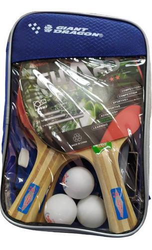 Raquetas / malla / pelotas tenis mesa giant dragon ping pong