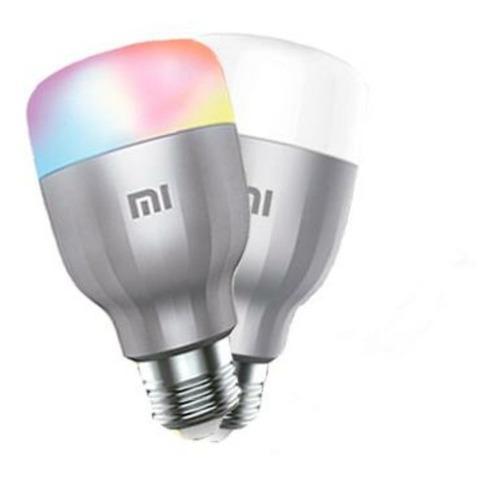 Bombilla inteligente xiaomi mi smart led bulb essential 9w