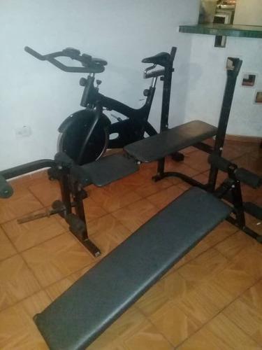 Equipos de gym