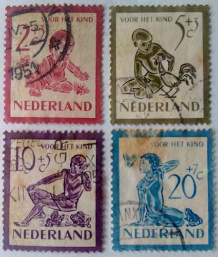 Holanda. serie: cuidado a la infancia. año: 1950.