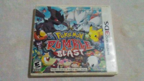 Pokemon. juego para nintendo 3ds. original