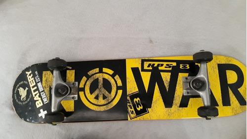 Tabla de skate armada original marca element