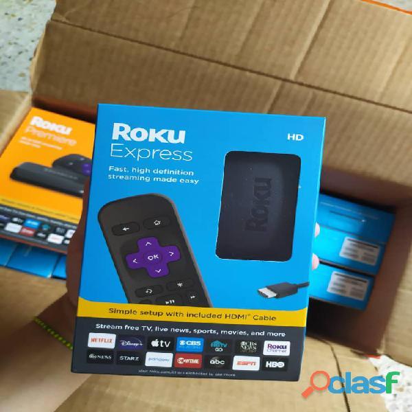 Roku Express y Roku Premiere