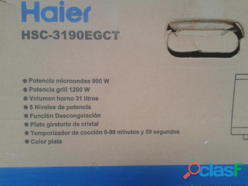 Microondas Haier HSC 3190EGCT 1