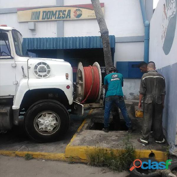 Servicio y Mantenimiento Con Camion Vactor O Vacuum 1