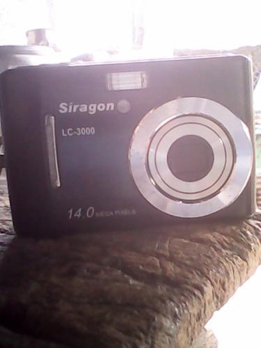Cámara siragon lc-3000 14.0 mega pixels