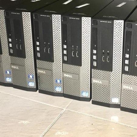 Computadoras dell y lenovo pocesador i5, i3, y 2 duo