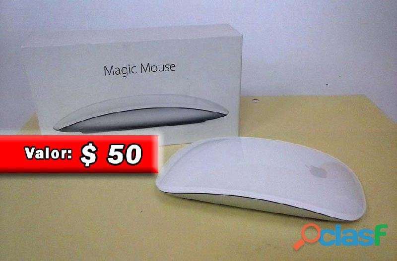 En punto fijo: magic mouse 2 apple
