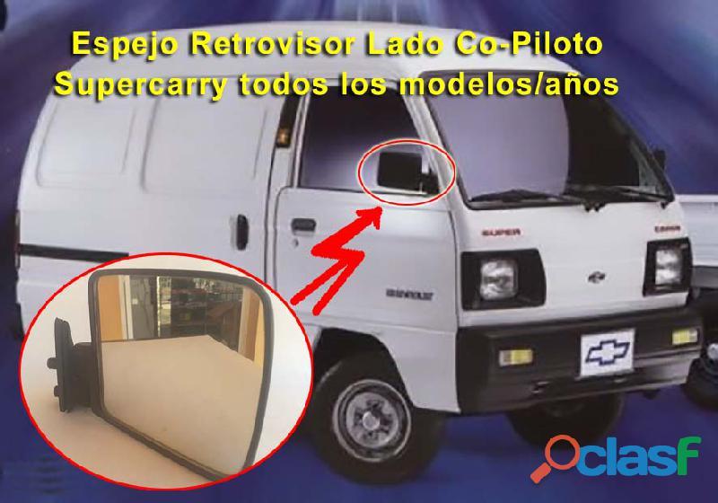 En Punto Fijo: Retrovisor Chevrolet Super Carry / Damas 1