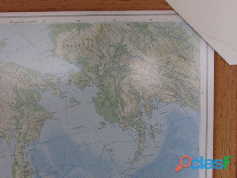 MAPAMUNDI THE WORLD 3