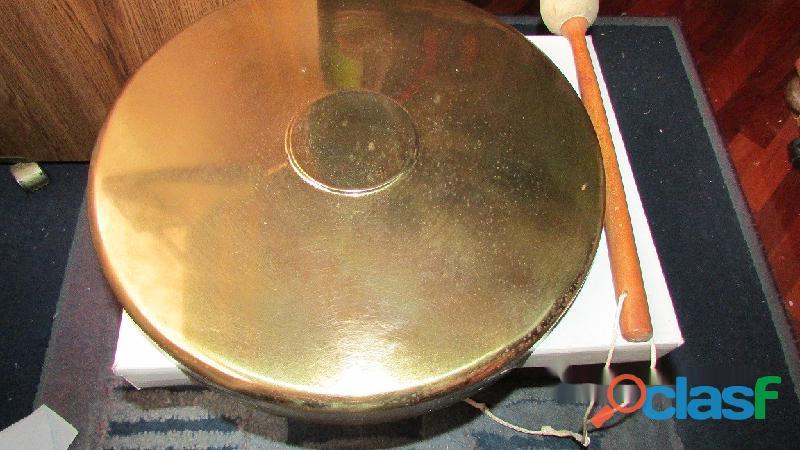 Original gong de neblina de buque