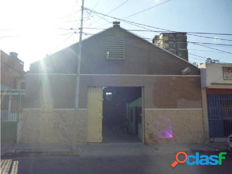 Galpon en venta barquisimeto centro 20-21550 as