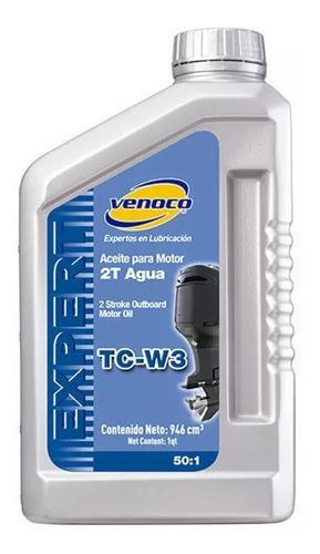 Aceite motor 2t agua tc-w3 lancha moto desmalezadora (2 l)