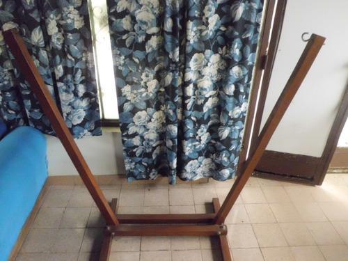Base de madera para tumbona o perezosa en madera de puy