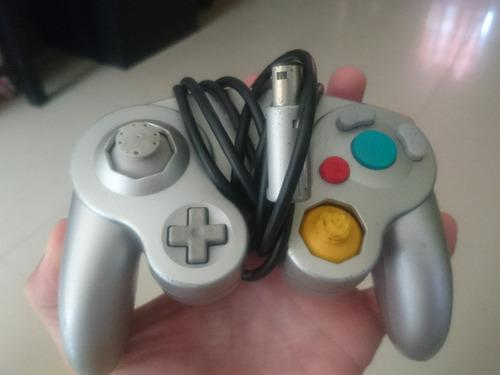 Control Original Nintendo Gamecube Compatible Con Wii