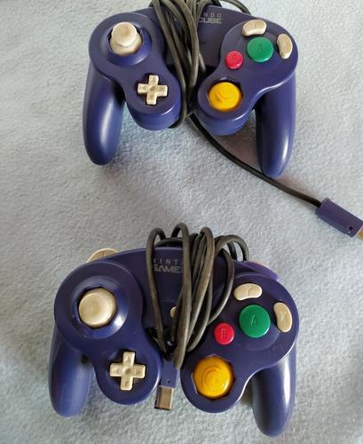 Controles Originales De Nintendo Game Cube 35v