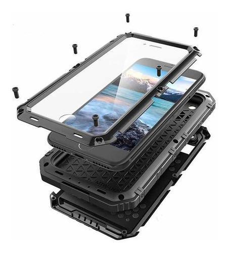 Estuche Forro Lunatik iPhone 11 Pro Max X Xs Max 7 8 Plus 11
