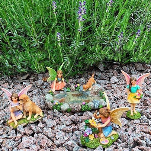 Fairy garden mini figura 5 repuesto