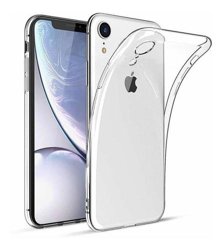 Forro Ultra-slim iPhone X Xr Xs Max 7 8 Plus 6 6s
