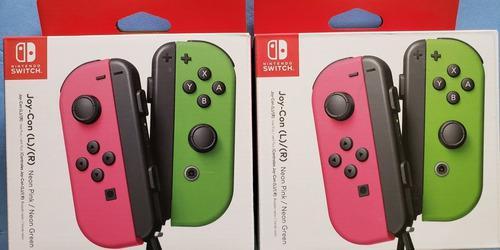 Joy cons controles switch!