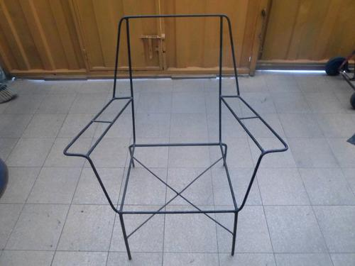 Juego de muebles de hierro para porche o jardines