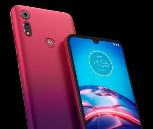 Motorola E6s De 2gb/32gb 115v