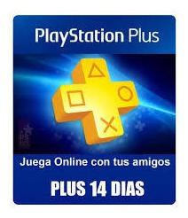 Plus 14 y 28 dias ps4
