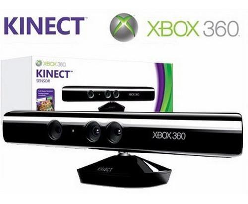 Sensor kinect para xbox 360 importado amazon
