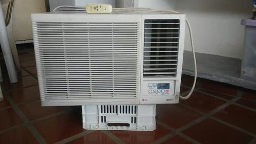 Aire acondicionado lg 24 mil btu usado