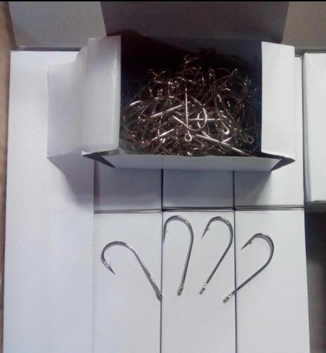 Anzuelo para pescar #9 maxi tools caja de 1000 unidades