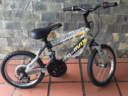 Bicicleta montañera rin 16