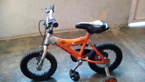 Bicicleta para niños rin 12