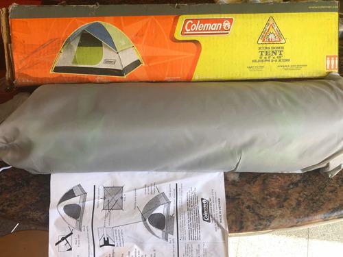 Carpa coleman kids dome tent