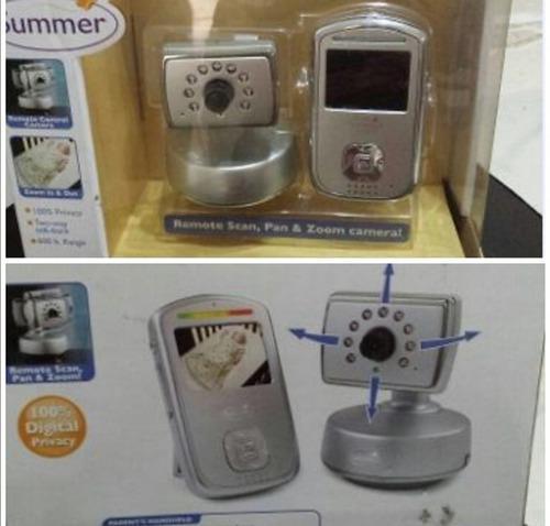 Cámara digital video monitor a color para bebés