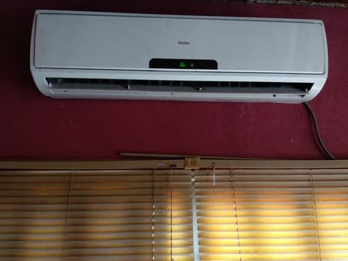 Consola de aire acondicionado 18 mil btu.