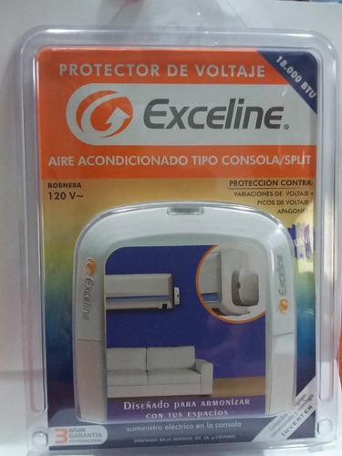 Protector de voltaje para aire acondicionado tipo mini split
