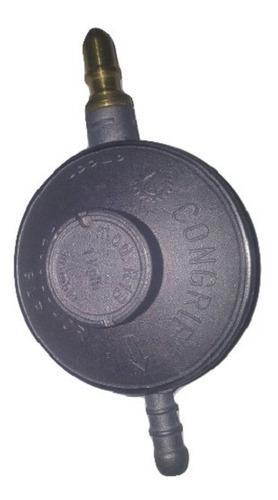 Regulador glp d gas congrif mod.r1b bombona digas tropigas