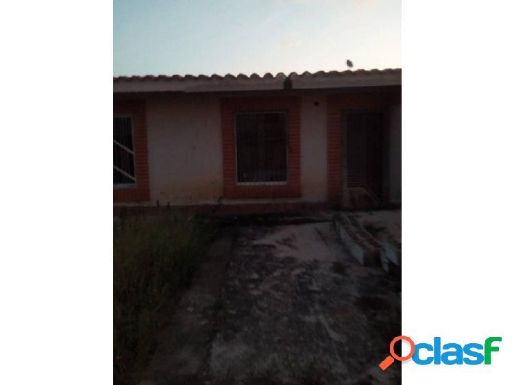 Casa en san pablo de valley. tocuyito