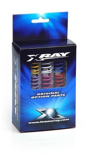 Amortiguadores t1, t2 para r/c código 308390. team xray.