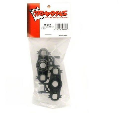 Axle carriers left y right revo t-maxx #5334 traxxas.