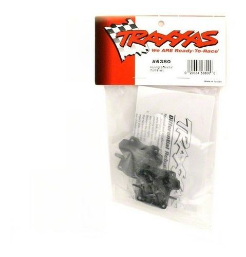 Front & rear differential housings ref 5380 traxxas.