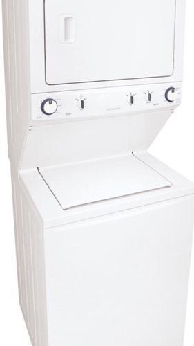 Lavadora secadora frigidaire modelo ffle1011mw promoción