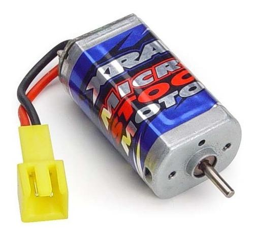 Micro stock motor w/plug. f/ m18 car. team xray.