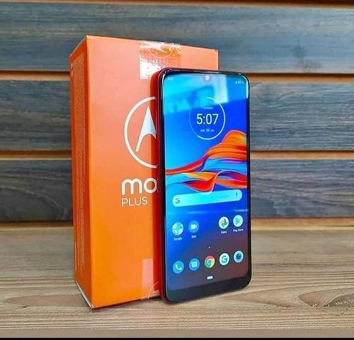Motorola e6 plus 4 de ram y 64 de memoria internadual sim