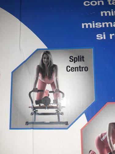 Máquina de ejercicios swing